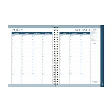 Monthly Academic Calendar Monthly And Weekly Academic Calendar Planner Dot Design Hard