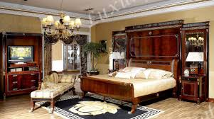 empire bedroom furniture. the late empire style. highlights include intricate forms on upper part and fine combination of cherry wood veneers bronze work finished bedroom furniture r