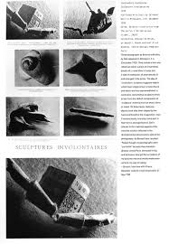 surrealist sculpture movement artists and major works the art story brassai s involuntary sculptures 1933