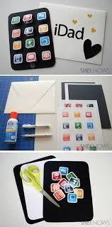 Diy 21 Diy Ideas For Fathers Day Cards Diy Projects