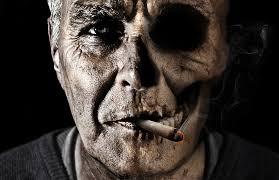 Luchas para dejar de fumar