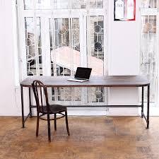 Reclaimed Office Desk C Throughout Concept Design