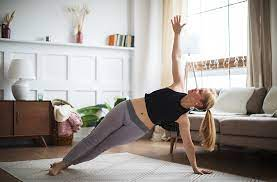 the best at home pilates workout