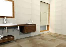 Floor Tiles affect the overall picture of the bathroom