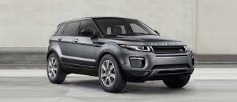 Range Rover Evoque - Current Sales Offers | Land Rover USA