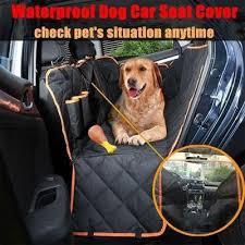 waterproof dog trunk mat pet cargo