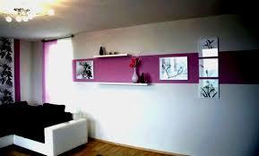 Bilder Von Wandgestaltung Mit Farbe Streifen Wohnzimmer Brauntne