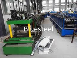 sheet metal roll 1 5 3mm c channel roll forming machine galvanized steel sheet