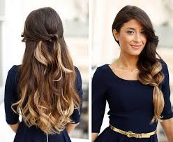 latest quick and easy hairstyles for long hair
