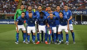 L'Italia Under 21 si qualifica alle semifinali degli Europei se...  Combinazioni