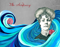 the awakening by kate chopin hollywood housewife awakening art