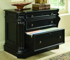 telluride writing desk in distressed black finish by furniture hf 370 10 459