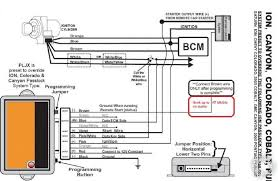 pljx wiring diagram remote starter shift stuck posted image