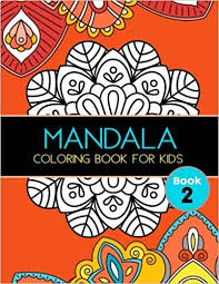 amazon mandala coloring book for kids big mandalas to color for relaxation book 2 9781984140456 joy tree games and activities books