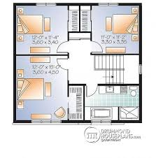 House Plan W3714 Detail From Drummondhouseplans Com