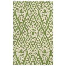 kaleen evolution green 8 ft x 11 ft area rug