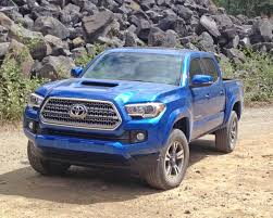 2016 Toyota Tacoma: This model rules mid-size truck market   Drive ...