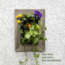 vertical living wall decoration