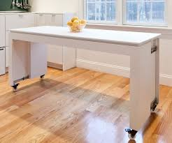 modern portable kitchen island. Brilliant Island Modern Portable Kitchen Island White Table Wheels Wooden Floor Windows Bowl  Free Standing Folding Movable To E