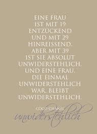 Tollkühn Wunderwort Postkarte Unwiderstehlich Coco Chanel