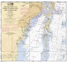 61 Perspicuous Florida Bay Nautical Chart