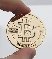 David lin, of kitco news, raised this point in discussion with the director of research at graniteshares, ryan giannotto. Casascius Physical Bitcoins Bitcoin Wiki