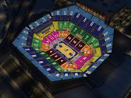 Indiana Pacers Arena Seating Chart Best Picture Of Chart