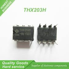compare prices on 5v pwm controller online shopping buy low price 50pcs shipping thx203h thx203 dip8 pwm switching converter dip 8 new original