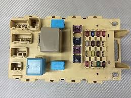 toyota scion xb oem interior fuse panel box junction toyota scion xb 04 05 06 oem interior fuse panel box junction connection bcm