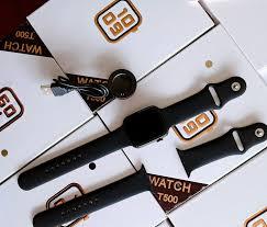 Đồng Hồ Thông Minh Smart Watch T500 kết nối bluetooth nghe gọi nhắn tin đo  nhịp tim tiện dụng - Shop Uy Tín