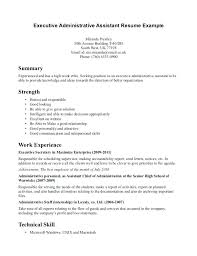 Medical Administrative Assistant Resume Samples - Satisfyyoursoul.co