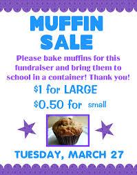 Fundraiser Poster Ideas Make A School Fundraiser Poster Bake Sale Poster Ideas