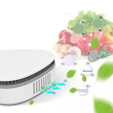 Blesiya Máy Lọc Không Khí Ozone Mini Máy Khử Trùng Khử Mùi Tươi Thiết Bị Khử  Mùi USB
