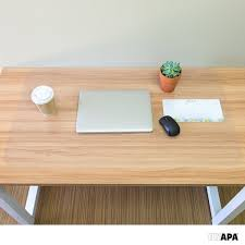 full size of desk amazing clear plastic table top protector com ostepdecor custom 1