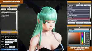 honey select character cards infocards co honey select mod morrigan you avec unlimited