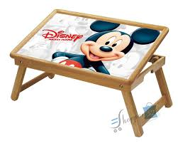mickey mouse multipurpose foldable wooden study table kids s