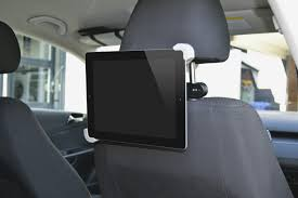 sikre ipad i bil