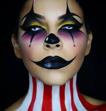 pin by megan carr on y time clown makeup and