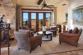 Fascinating Decoration For Mediterranean Living Room With Cozy Atmosphere  ...