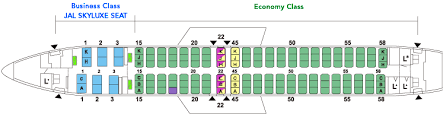 American Airlines 738 Seating Chart Boeing737 800 738 73h Aircrafts And Seats Jal