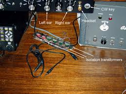 cables and wiring audio line isolation transformers