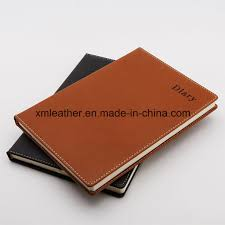 china leather diary book custom journal books china a5 notebook leather notebook