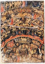 Botticelli Chart Of Hell High Resolution Mcmaster Archives Research Collections On Twitter