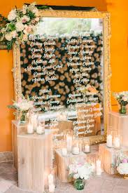 Mirror Table Seating Chart Invitations More Photos Mirror Seating Chart With