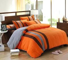 orange and blue bedding sets full size duvet covers orange and blue comforter super king size