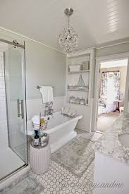 charming chandelier above bathtub 111 of the prettiest bathrooms simple design small size ergonomic chandelier over bathtub soaking tub