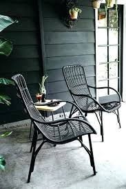 cool patio furniture ideas. Decoration Black Outdoor Patio Furniture Best Ideas On Rattan Regarding  Awesome Residence Wicker Dining Chairs With . Cool O