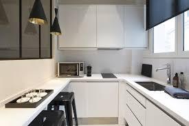 Cuisine Toute équipée Pour Petit Espace Design Modern Kitchen