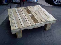 pallets outdoor furniture. Making A Coffee Table \u2013 Steps Required Pallets Outdoor Furniture