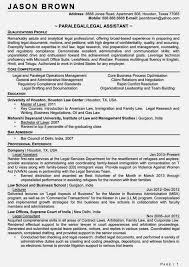 entry level legal assistant resume templates resume template
